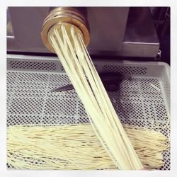 fresh eggless spaghettini