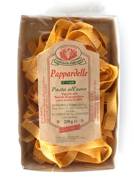 Rustichella Pappardelle