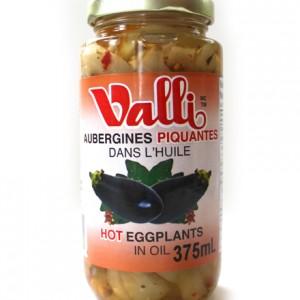 hot eggplant
