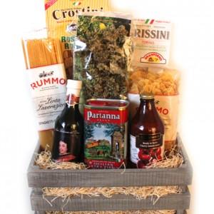 Italian Pantry crate