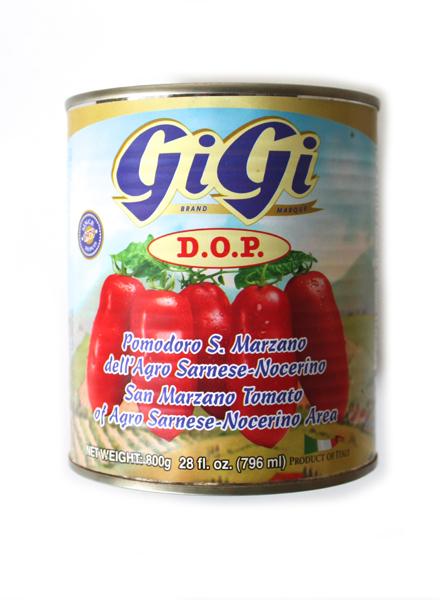 GiGi San Marzano Tomatoes
