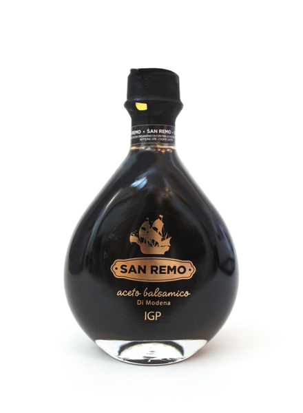 S.R. Gold Reserve Balsamic Vinegar